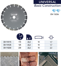 DX110 universal basicconstruction 200